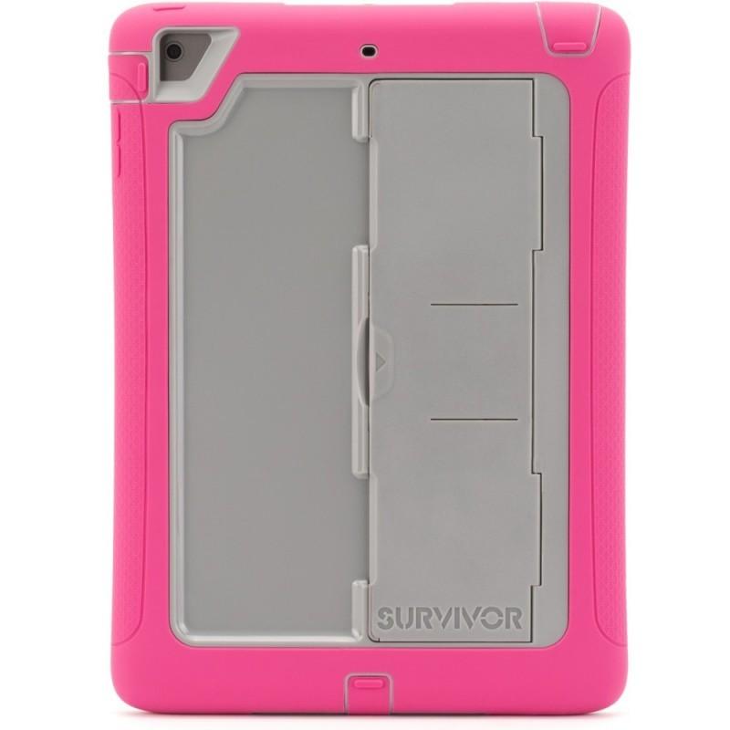 Griffin Survivor Slim case iPad Mini 1/2/3 roze