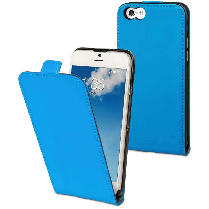 Muvit Slim Case iPhone 6 / 6S Placid Blue