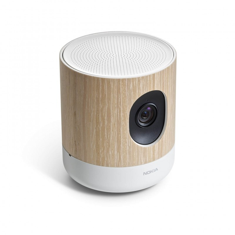 Ongebruikt Nokia (Withings) Home HD camera (babyfoon) JK-23