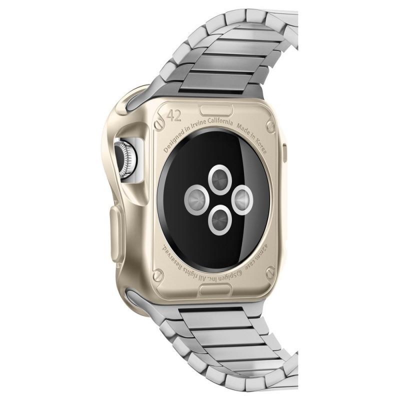 Spigen Slim Armor Apple Watch 42mm wit