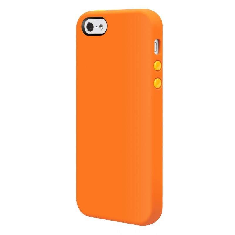 Colors iPhone 5 / 5S Saffron Orange