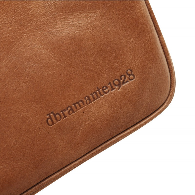 dbramante1928 Rosenborg MacBook 14 inch Leather Business Bag Golden Tan