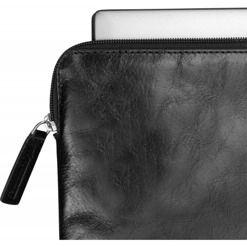 dbramante1928 Skagen MacBook 13 inch Sleeve zwart