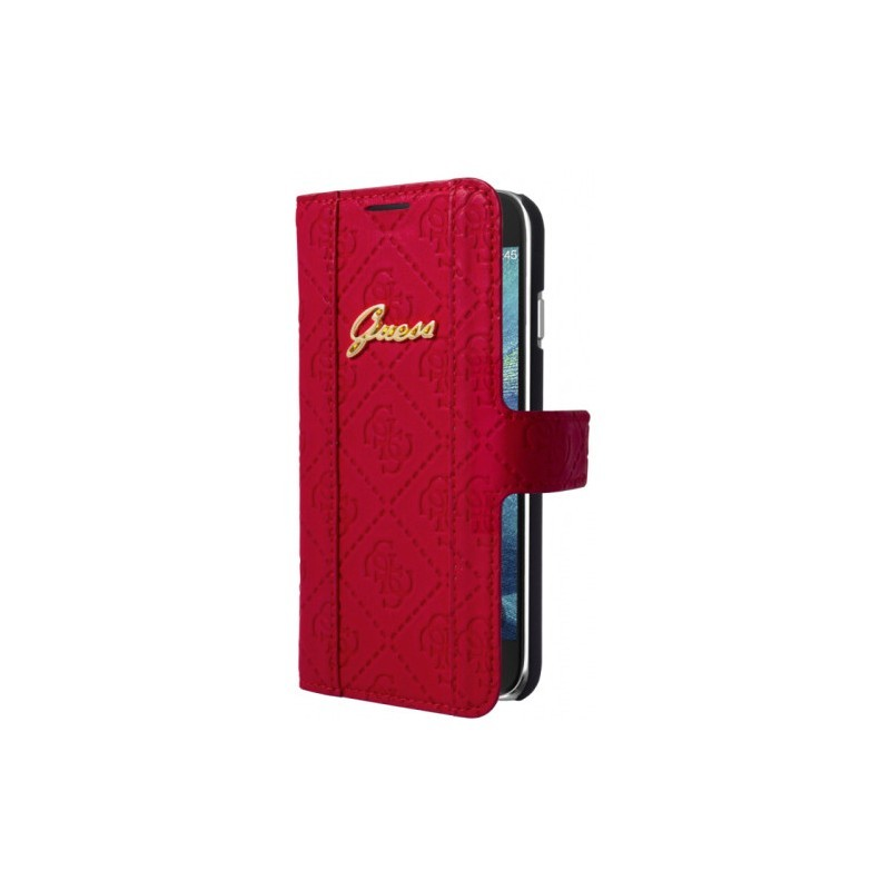 Guess Scarlett Galaxy S5 Folio Case Lipstick