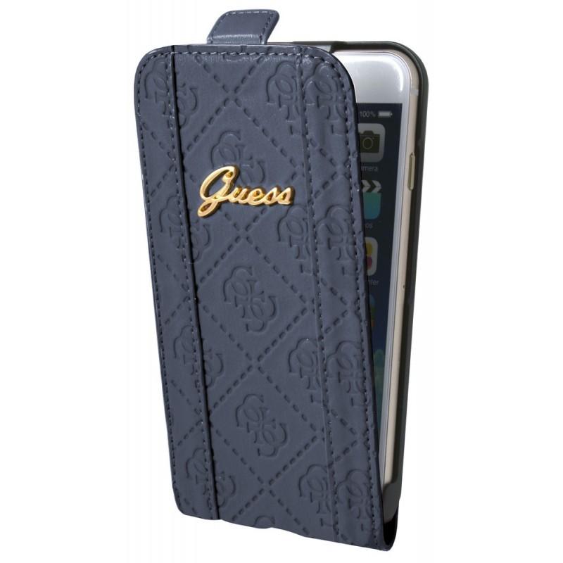 Guess Scarlett iPhone 6 Plus / 6S Plus Flip Case Blueberry