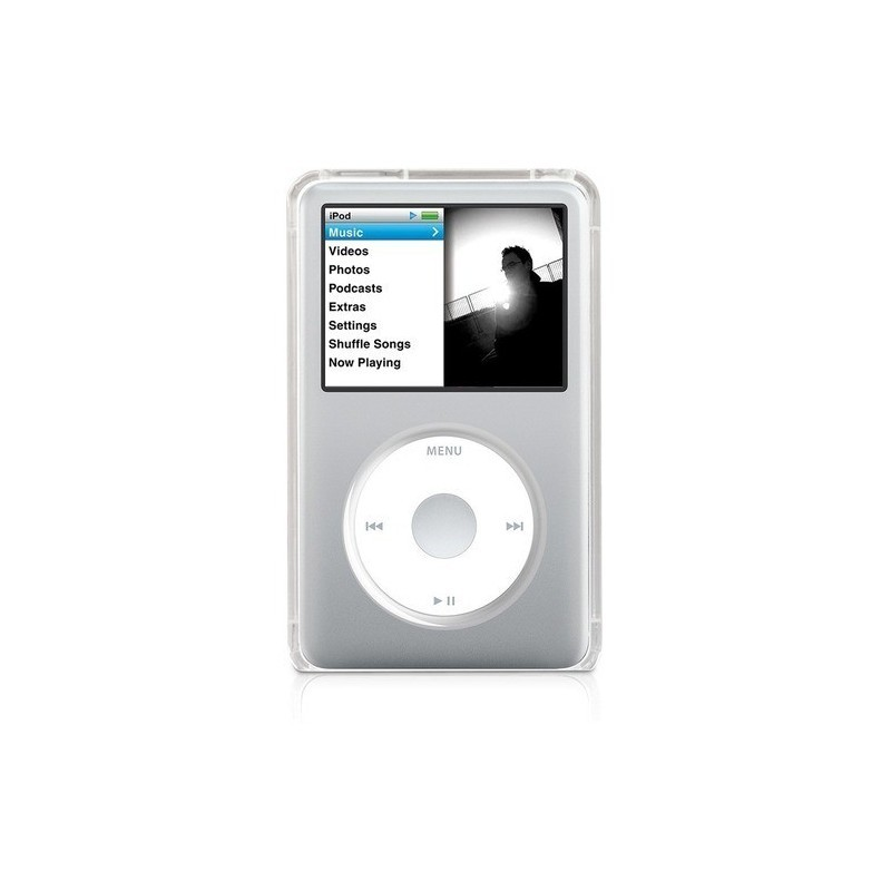 Griffin iClear hard-shell iPod Classic case