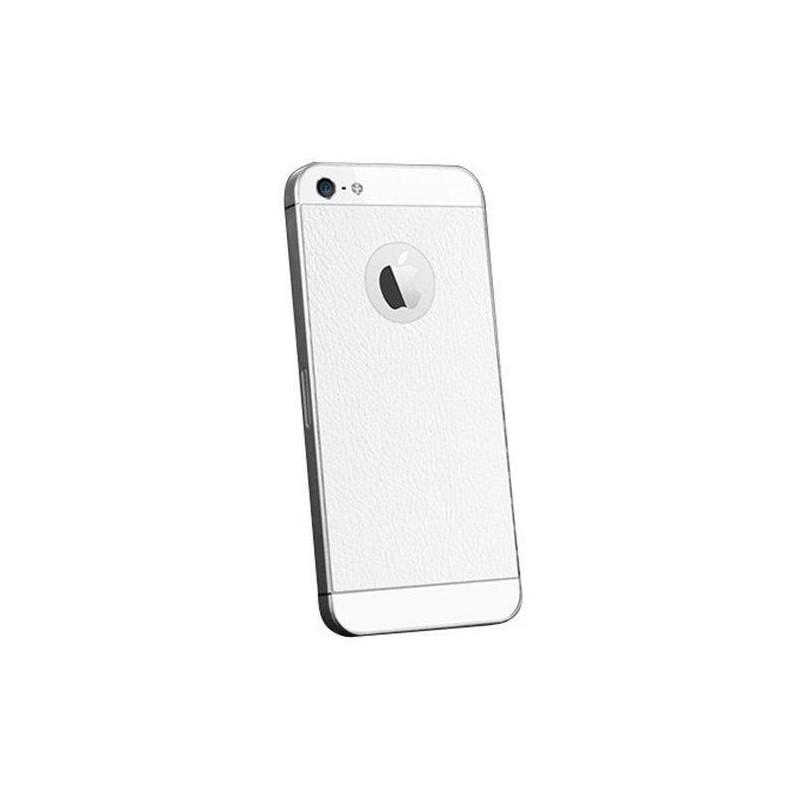 Spigen Skin Guard Leather iPhone 5(S) wit
