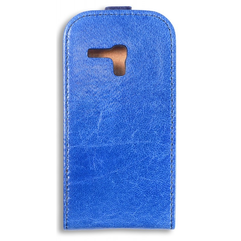 Toscana Galaxy S3 Mini Flip Case Blue