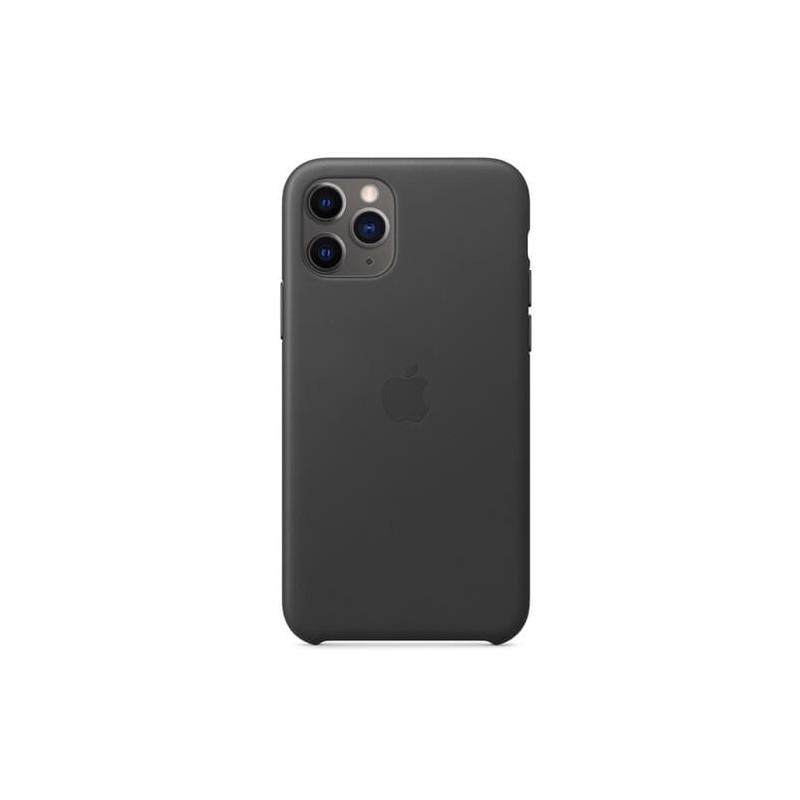 Apple leather case iPhone 11 Pro Black