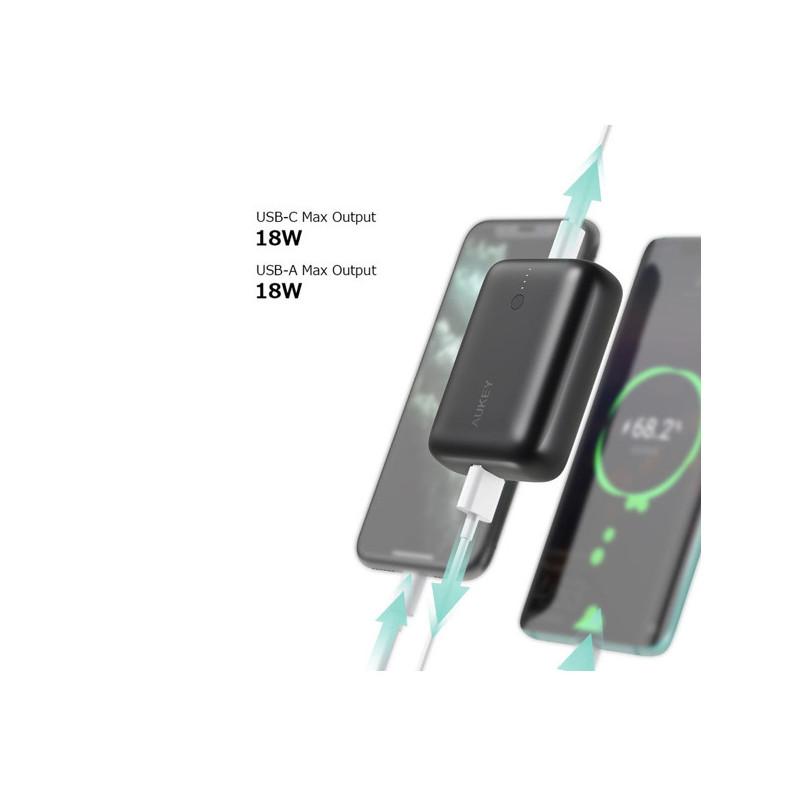 Aukey Powerbank Basix Mini 10.000 mAh