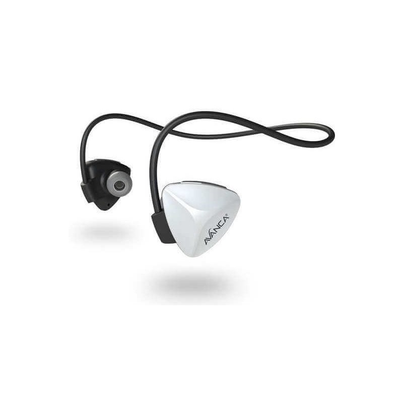 Avanca D1 Bluetooth Headset Wit