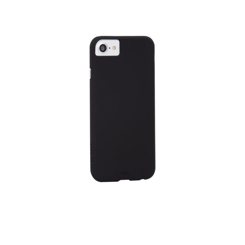 Case-Mate Barely There iPhone 6(S)/7/8 zwart