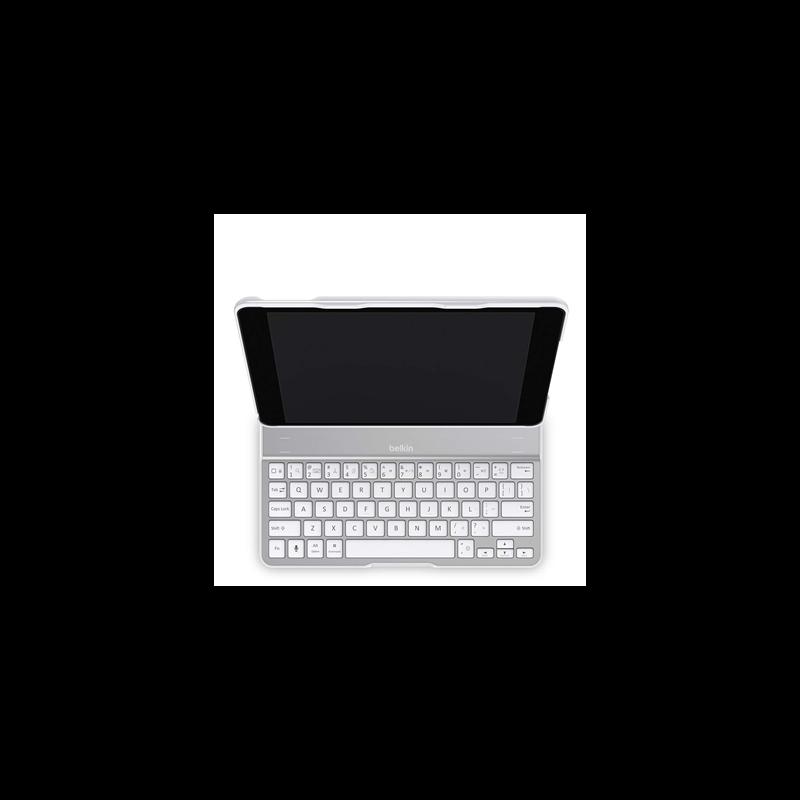 Belkin QODE Ultimate Keyboard Case iPad Air wit (F5L151EAWHT)