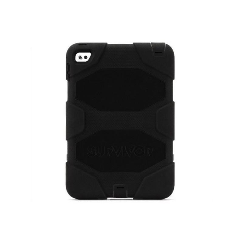 Griffin Survivor All-Terrain hardcase iPad Mini 4 zwart