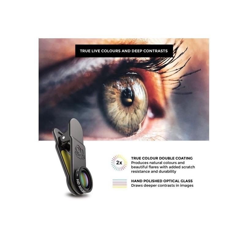Black Eye HD Macro Lens