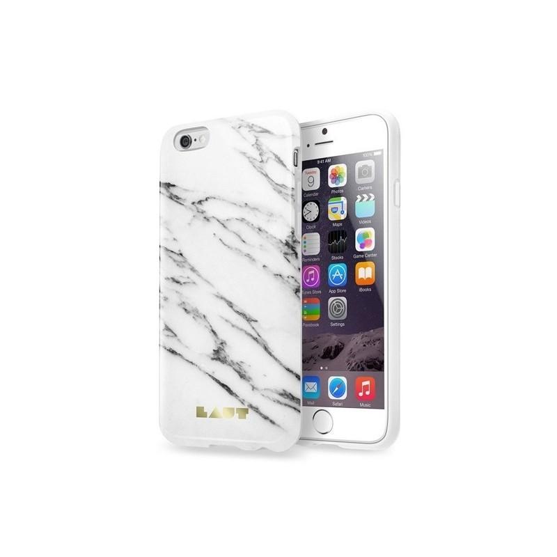 LAUT Huex case iPhone 6(S) Marble wit