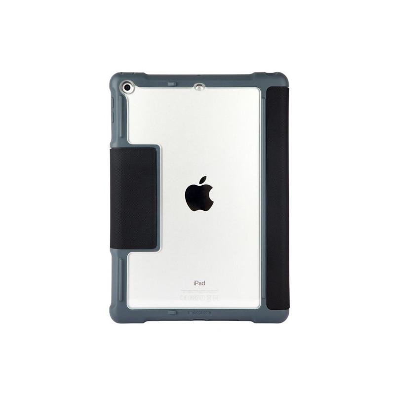 STM Dux case iPad 2017 / 2018 zwart