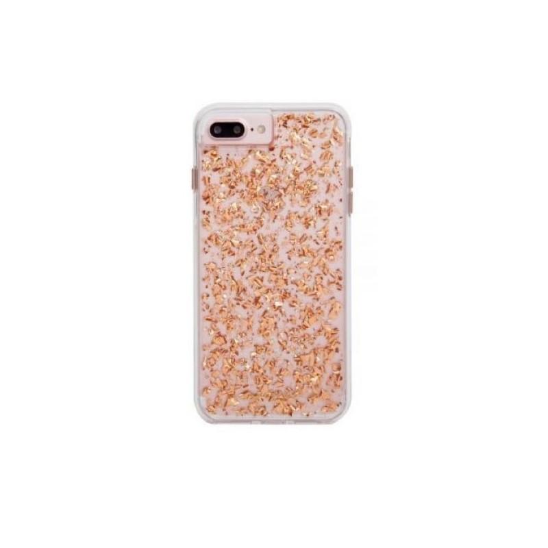 Case-Mate Karat Case iPhone 6(S)/7/8 Plus rose gold