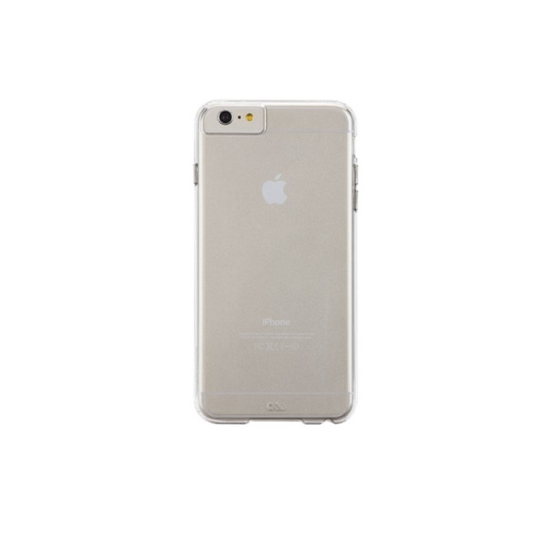 Case-Mate Barely There iPhone 6(S) Plus transparant