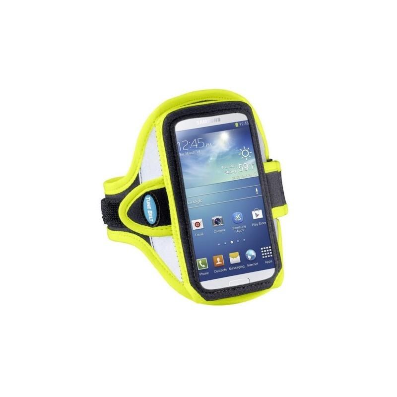 Tune Belt Sport armband AB86RY iPhone 6(S) / 7 / 8 / SE 2020 geel