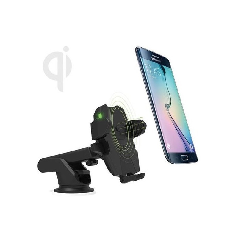 iOttie Easy One Touch Wireless Qi Standard Car Mount Charger