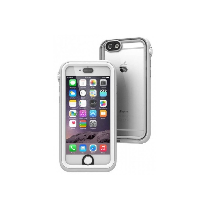 Catalyst waterproof case iPhone 6(S) wit/grijs