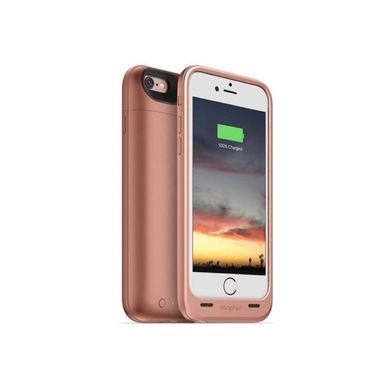 Mophie Juice Pack Air iPhone 6(S) rose goud