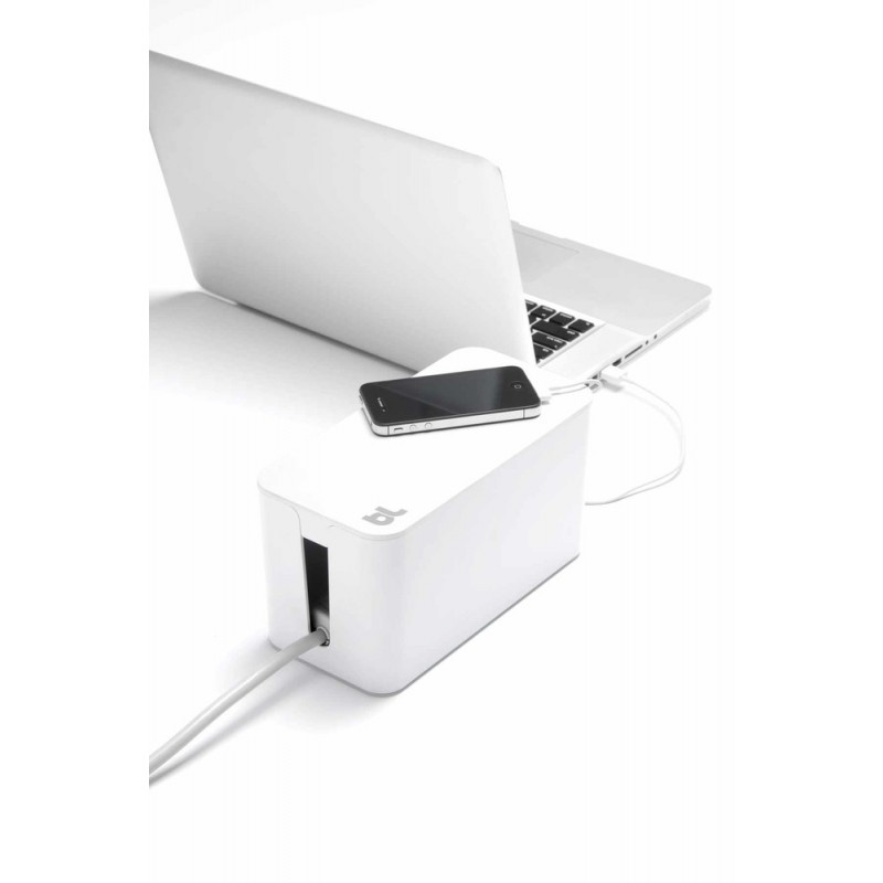 Bluelounge CableBox Mini wit (CBM-WH)
