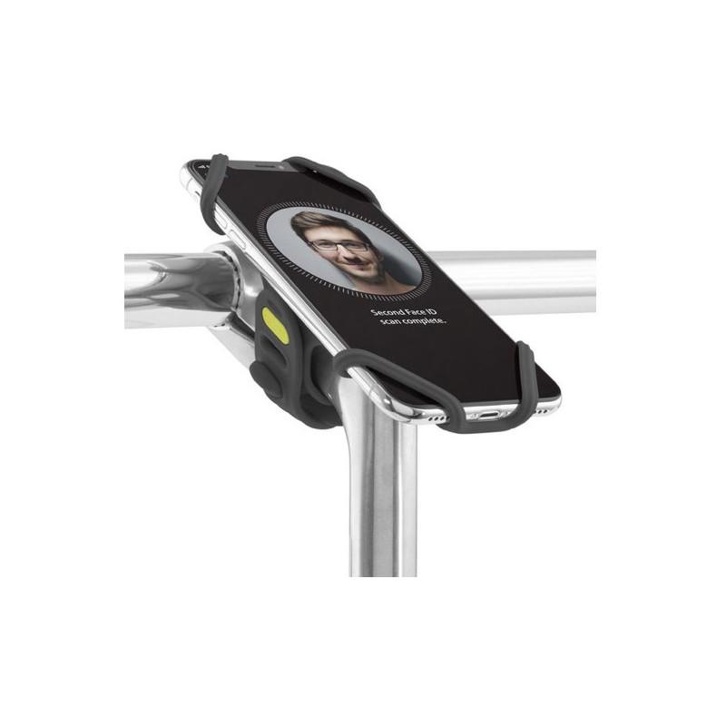 Bone Bike Tie Pro 2 Universele Fietshouder zwart