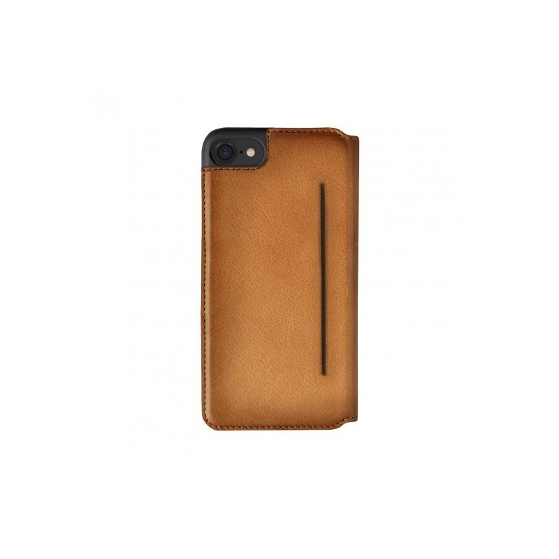 Bugatti Parigi Booklet case iPhone 7 bruin