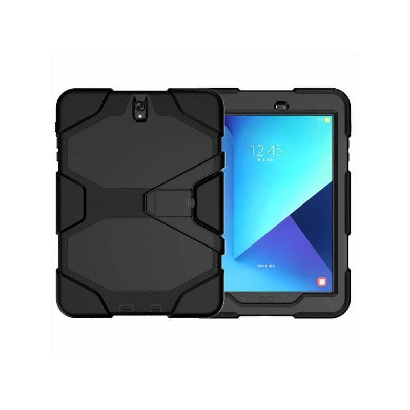online store fd83e 7889a Casecentive Ultimate Hardcase Galaxy Tab S3 9.7 zwart