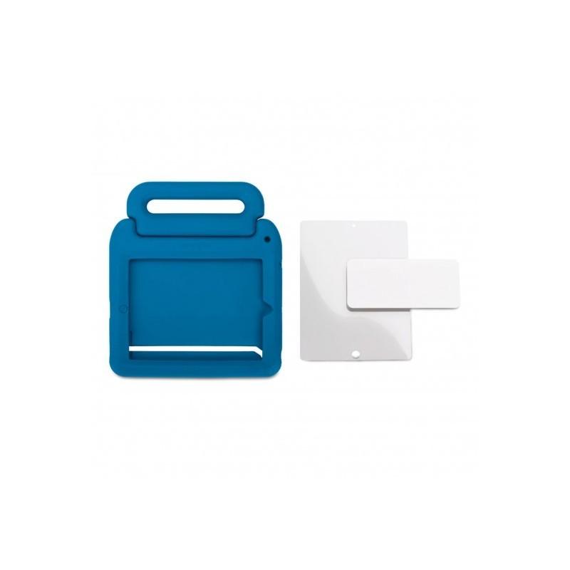 Kensington SafeGrip rugged case iPad blauw
