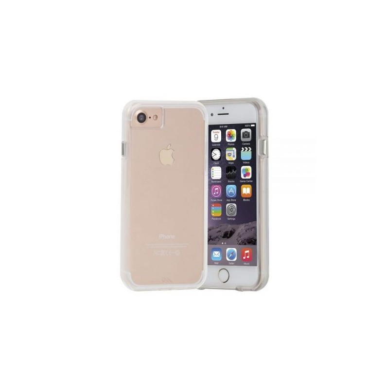 Case-Mate Naked Tough Case iPhone 6(S)/7 transparant