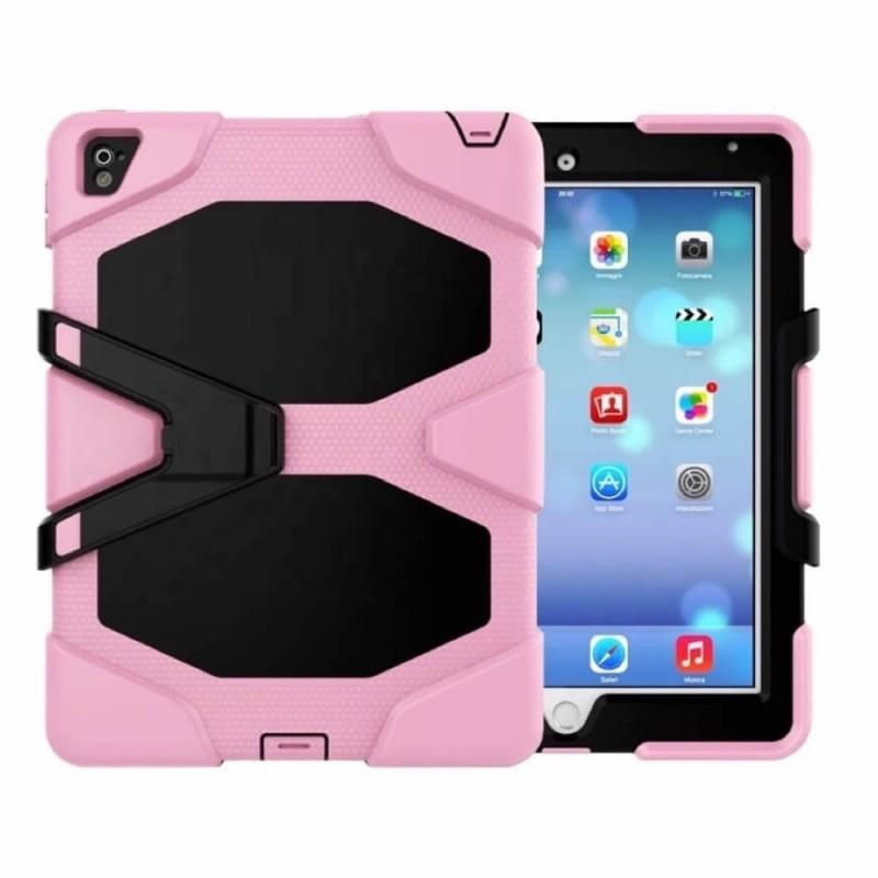 Casecentive Ultimate Hardcase iPad 2017 / 2018 roze