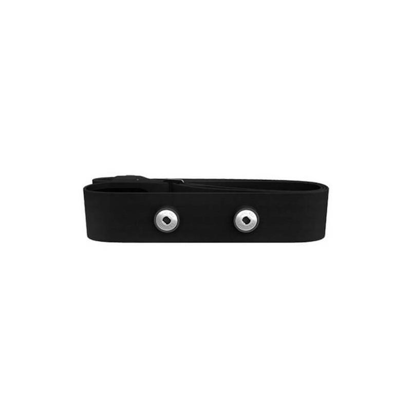 Casecentive Universele Borstband Wahoo TICKR / Polar / Garmin / 4iiii zwart