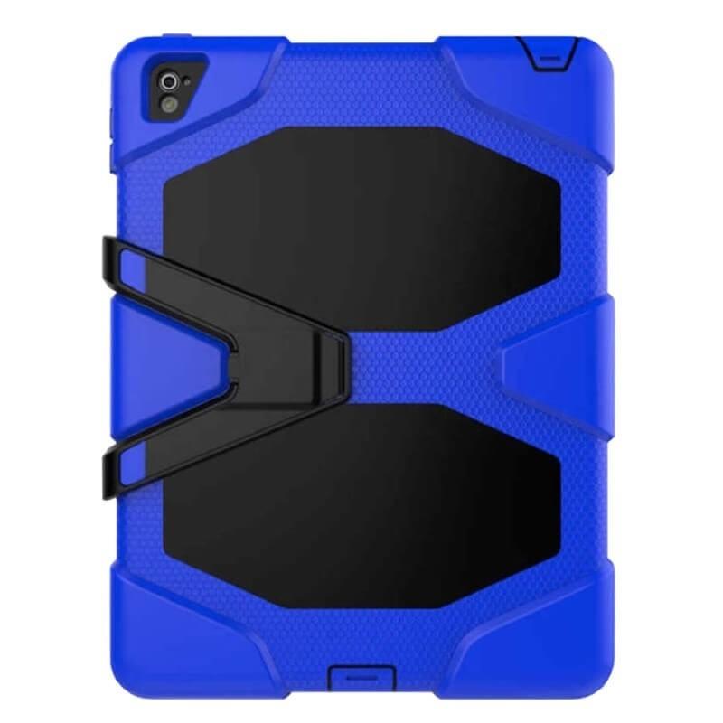 Casecentive Ultimate Hardcase iPad 2017 / 2018 blauw