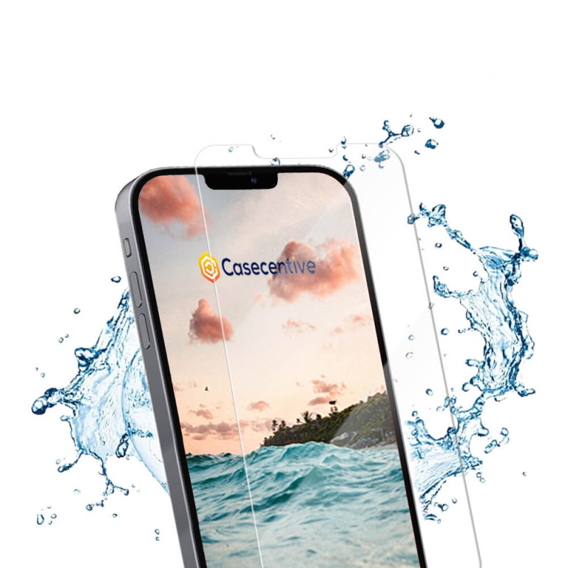 Casecentive Glass Screenprotector 2D iPhone 12 / iPhone 12 Pro