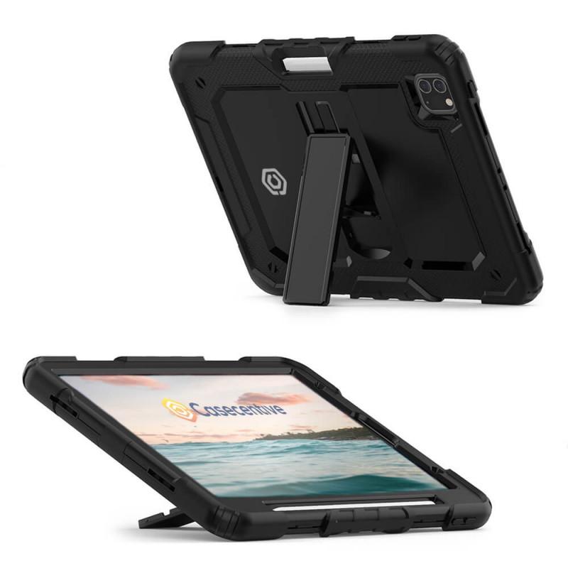 "Casecentive Ultimate Hardcase iPad Pro 12.9"" 2020 zwart"