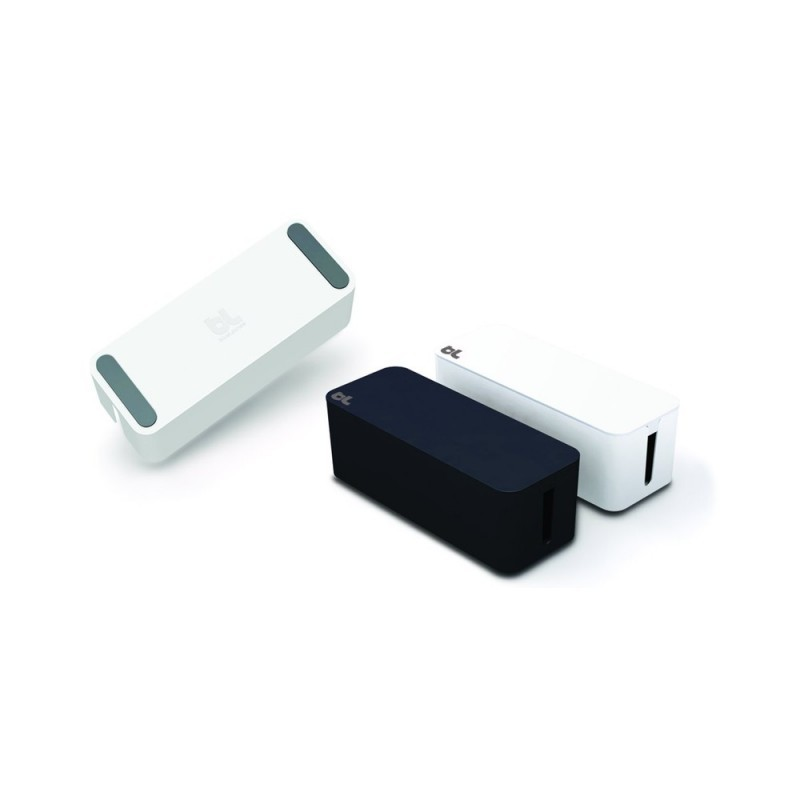 Bluelounge CableBox zwart (CD-01-BL)