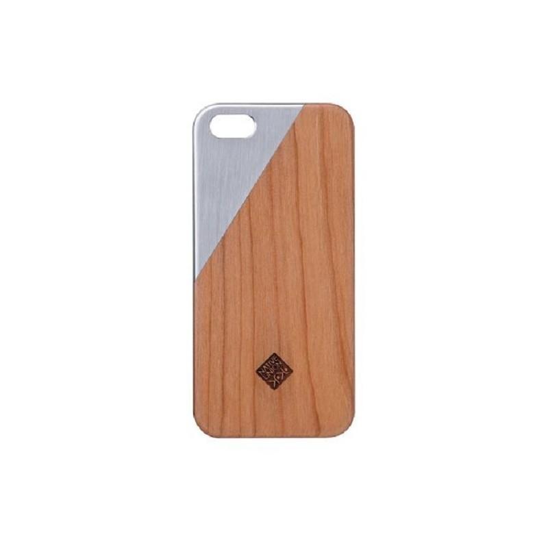 Native Union Clic Metal iPhone 5 / 5S Cherry Silver
