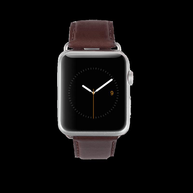 Case-Mate Signature Strap Apple Watch 42 / 44 mm bruin