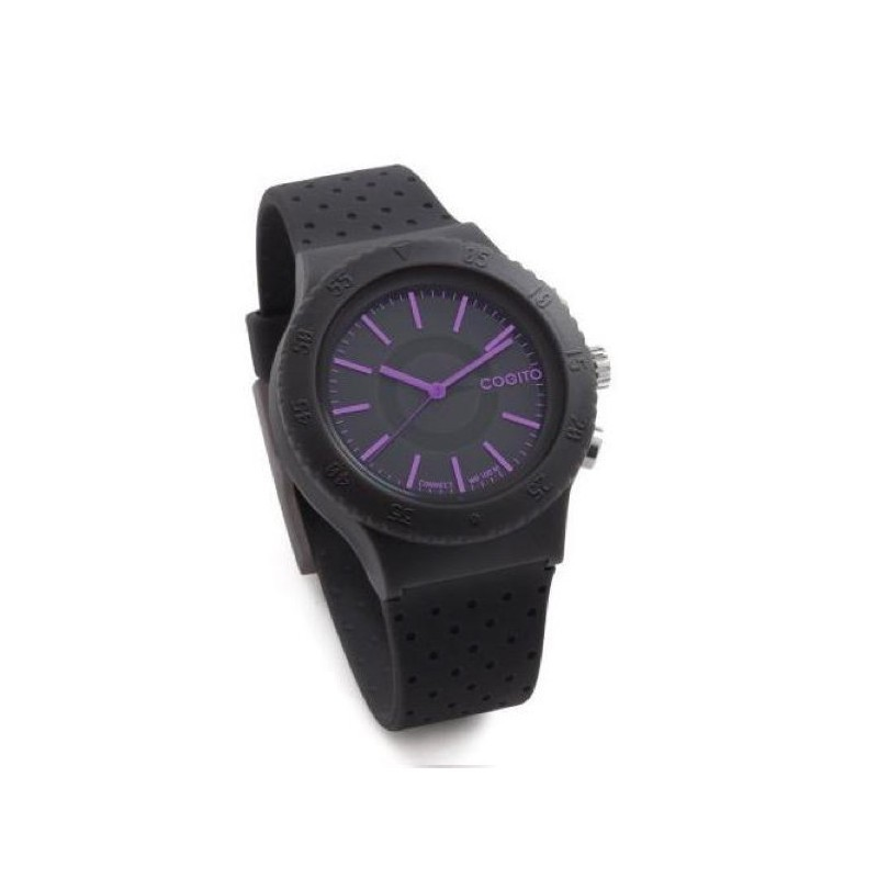 Cogito Smartwatch Fitness Tracker Pop Black Panther