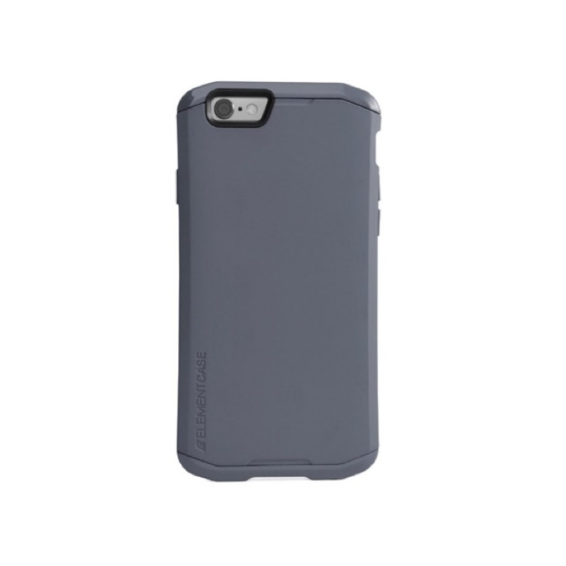 Element Case Aura (Solace Vibe) iPhone 6(S) Plus grijs/blauw