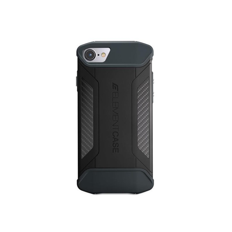 Element Case CFX iPhone 7 / 8 zwart