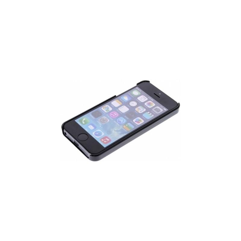 Fab disco glitter hard case iPhone 5(S)/SE zwart