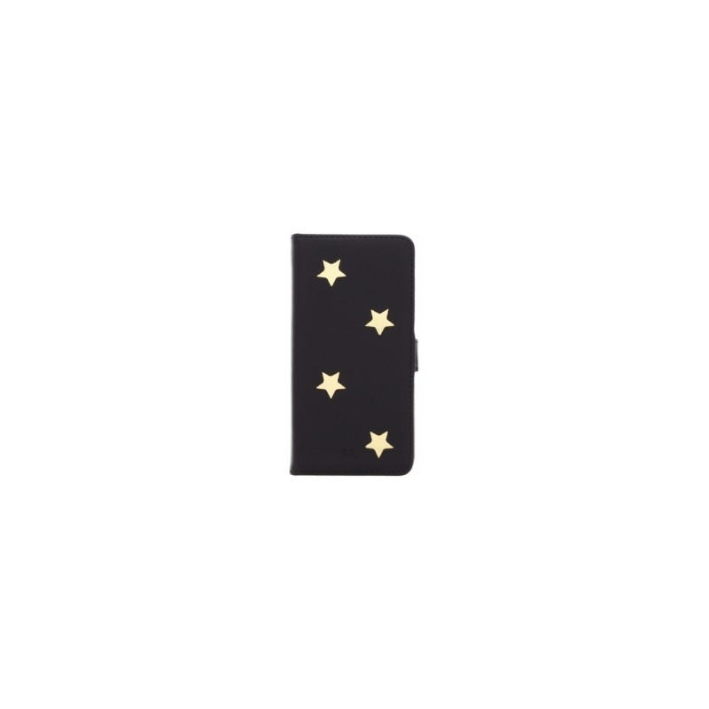 Fab. Star Book Case iPhone 6(S) Plus zwart