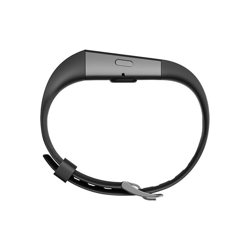 Fitbit Surge large zwart
