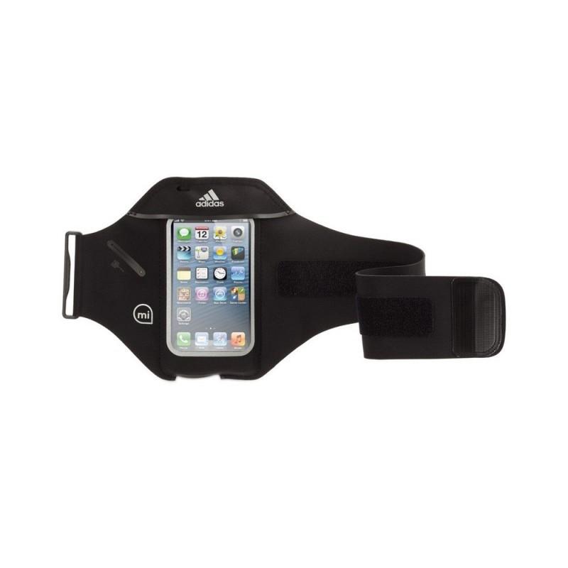 Griffin Adidas miCoach sportarmband iPhone 5(S)/5C/SE zwart
