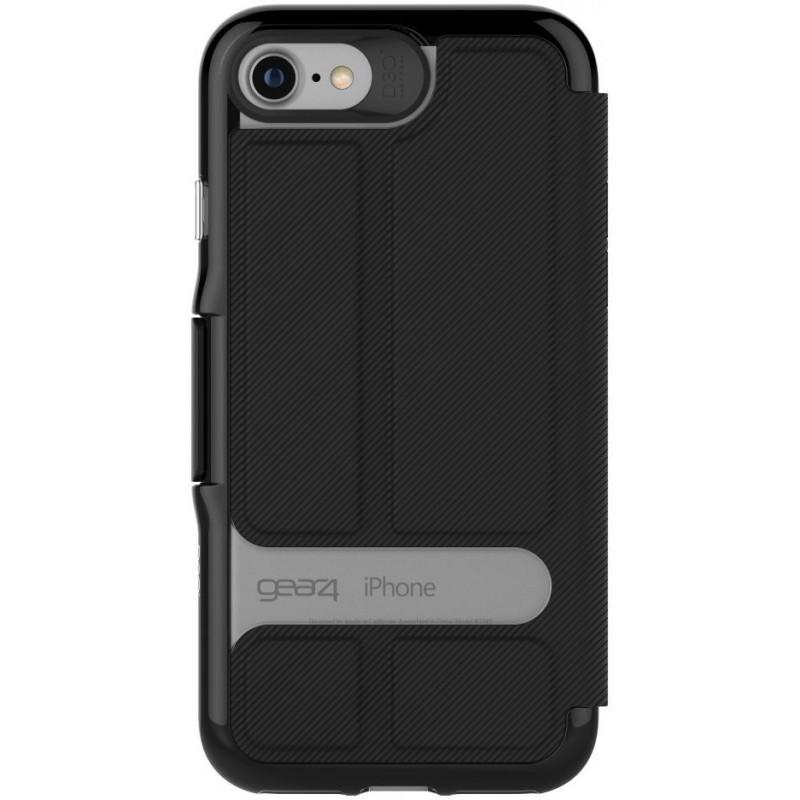 GEAR4 D3O Oxford iPhone 7 zwart