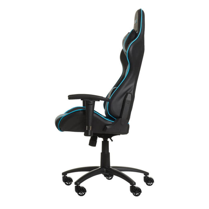 Gear4U Elite gaming chair blauw / zwart